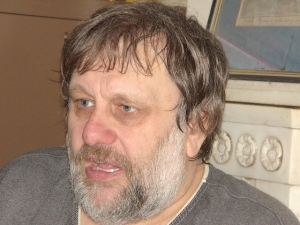 "Slavoj Zizek: ""Neoliberalism is in Crisis"""