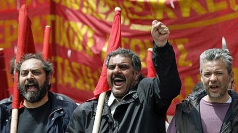 Athens-strike