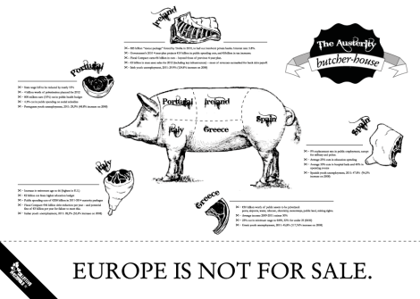 Europe Is Not For Sale