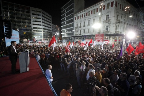 New Left Project | Articles | Syriza's Rise