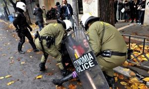 Protests in Greece this weekend